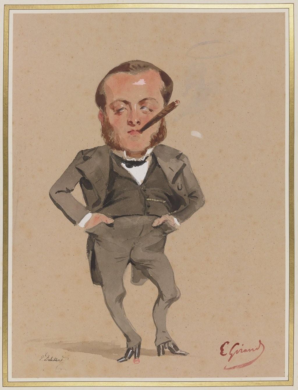 Image of Alexandre Henri Edouard Delessert from Wikidata