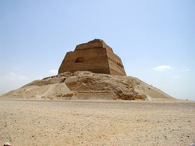 02 meidum pyramid