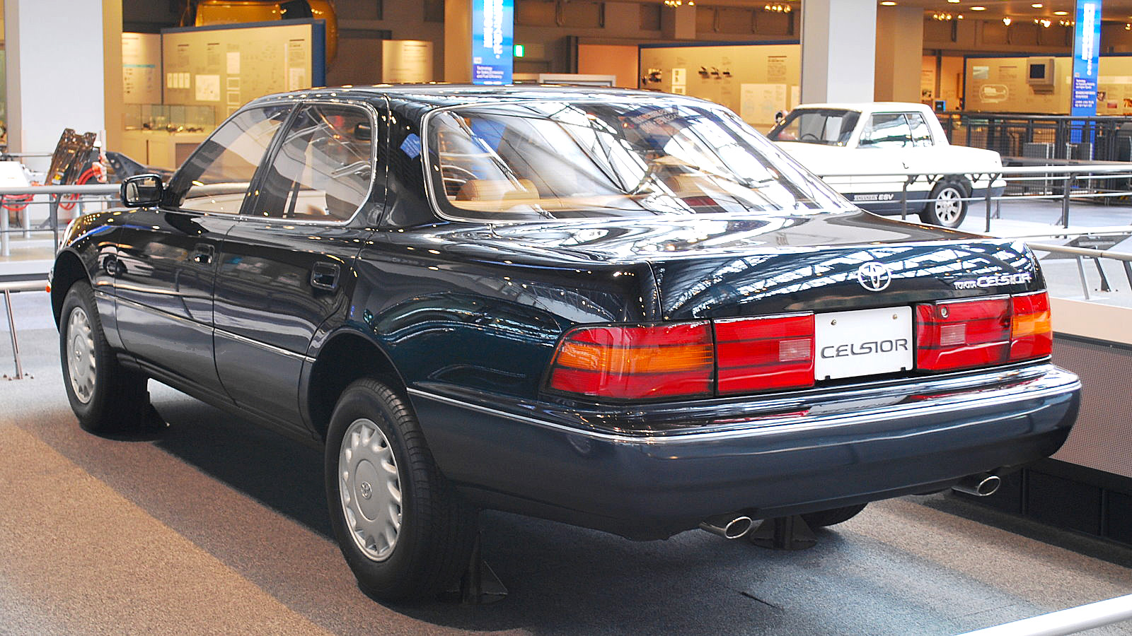 File 1989 Toyota Celsior 02 Jpg Wikimedia Commons