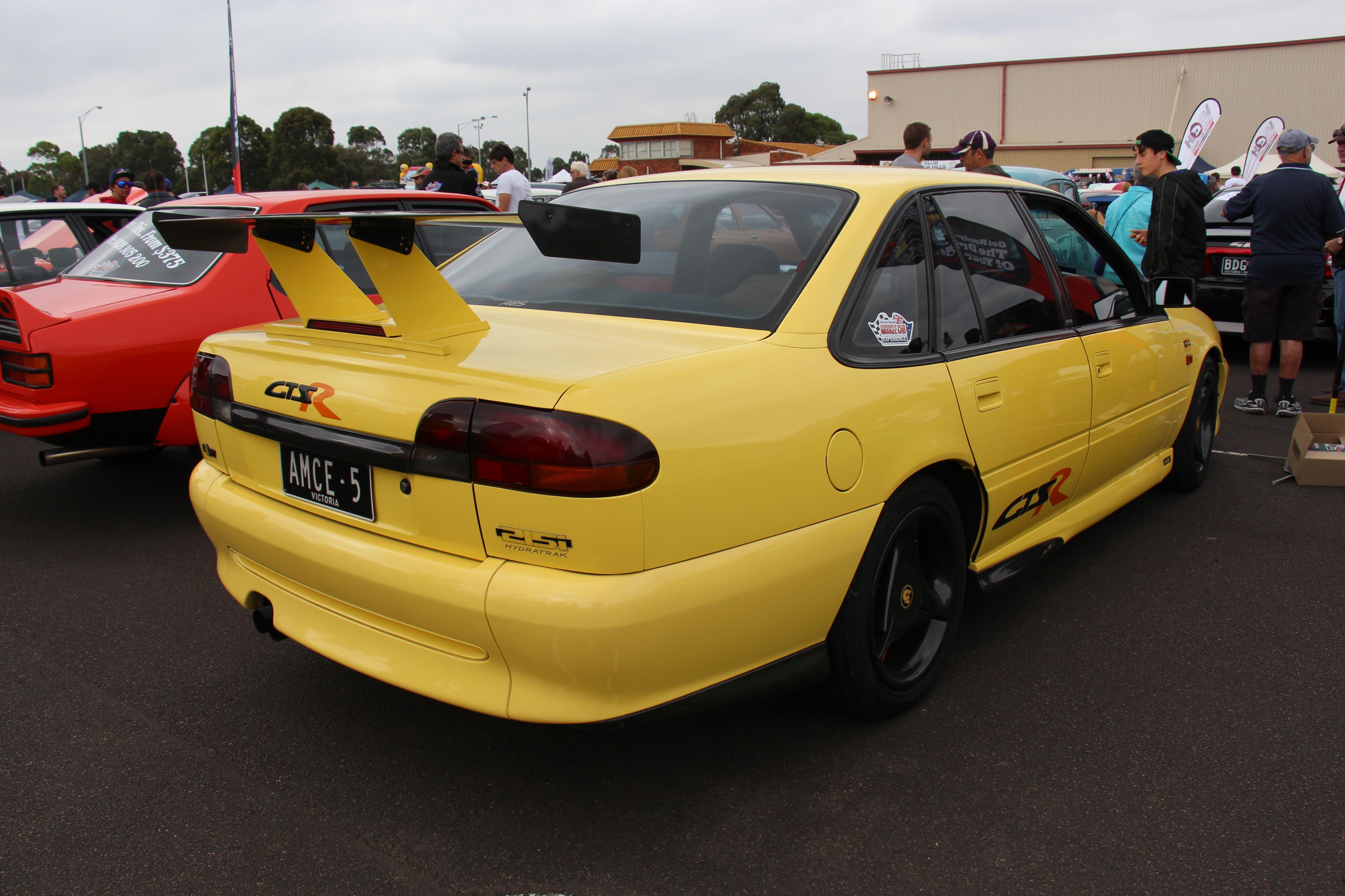 Vs Commodore Show Car