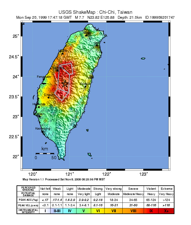921 earthquake Statement on the 921 earthquake the presbyterian church in taiwan october 1999  amidst the shock, grief and turmoil of the 921 earthquake disaster, the people of .
