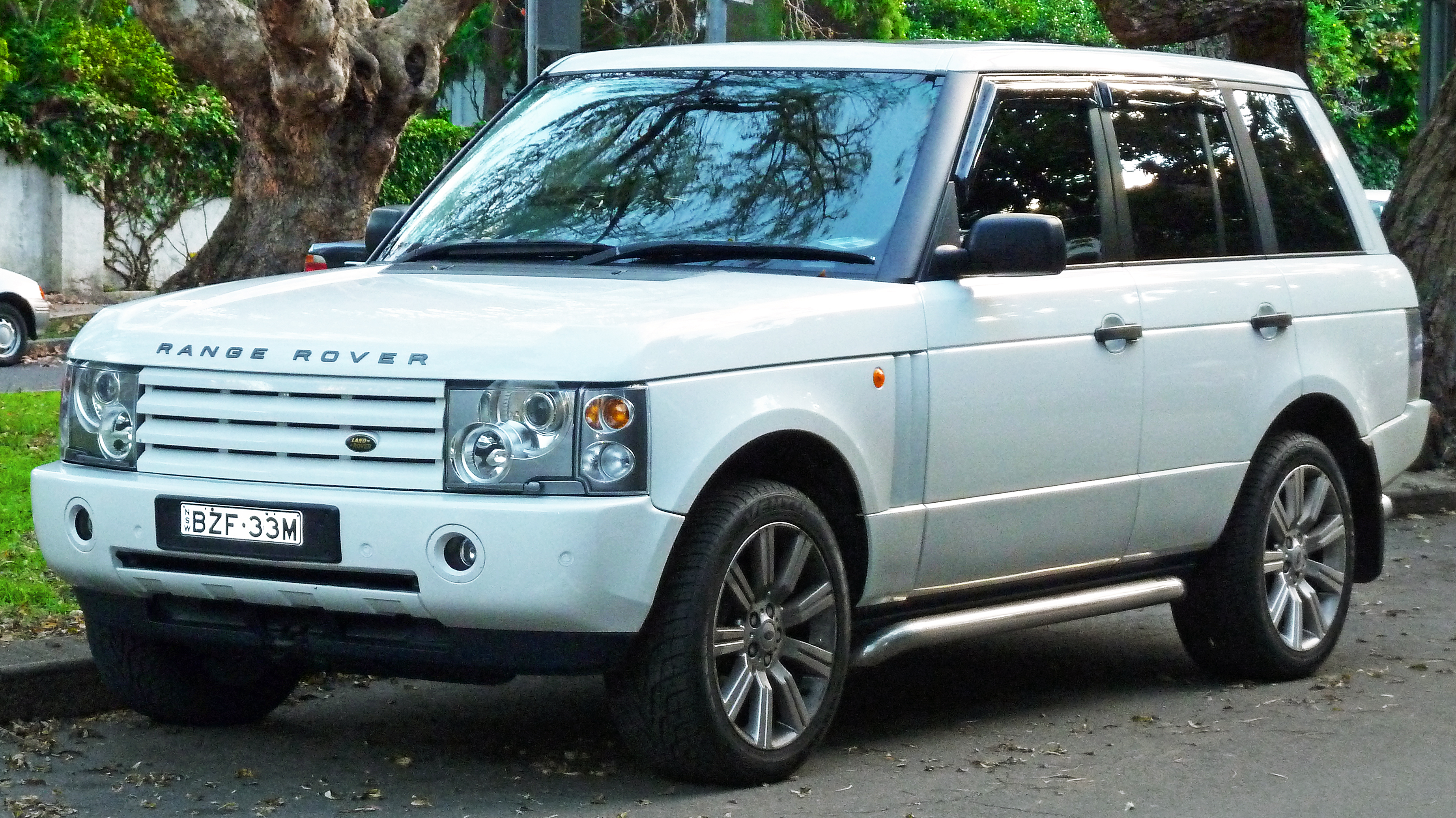 File 2003 Land Rover Range Rover L322 03my Vogue Wagon