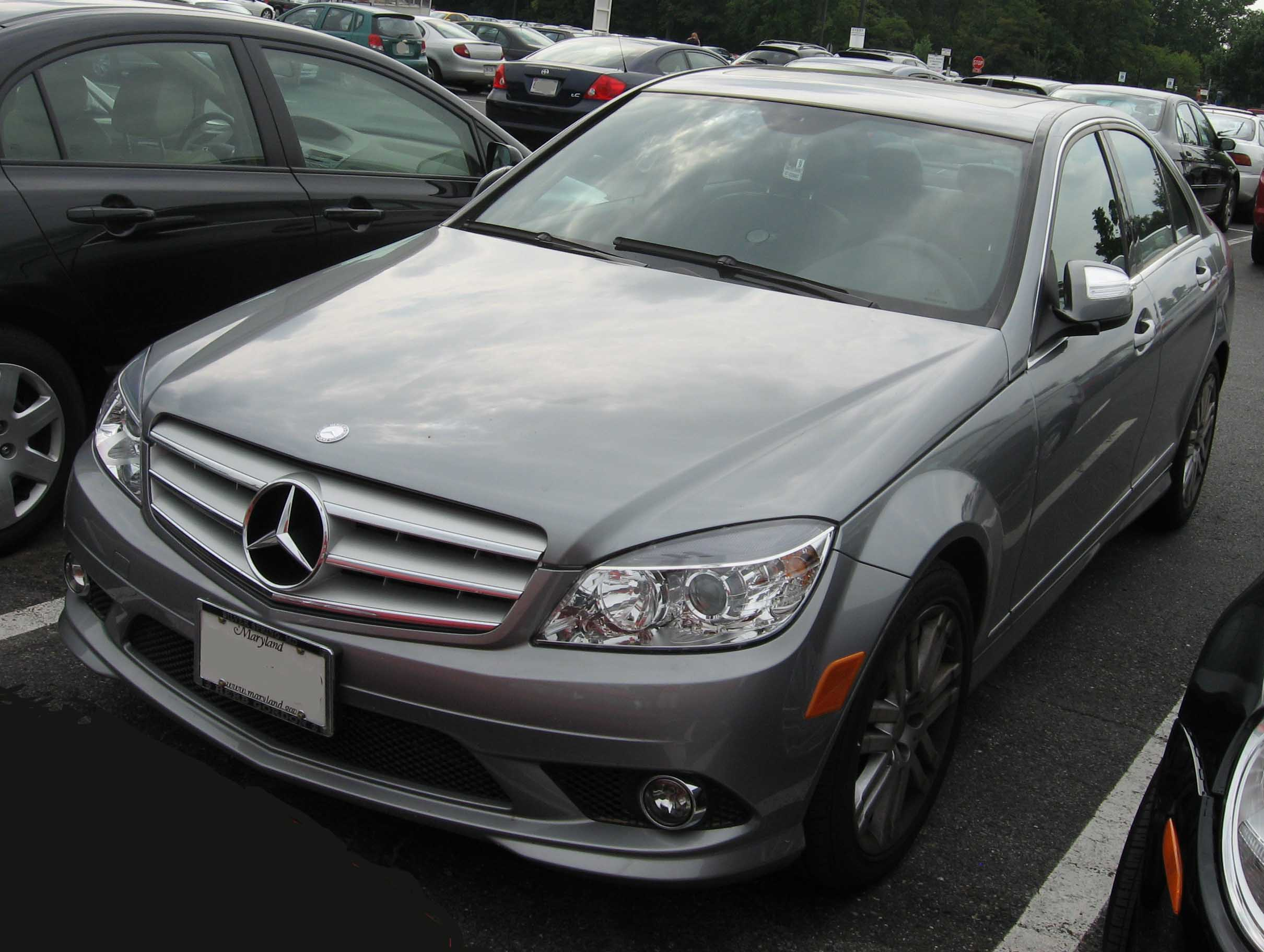 File:2008-Mercedes-Benz-C300.jpg