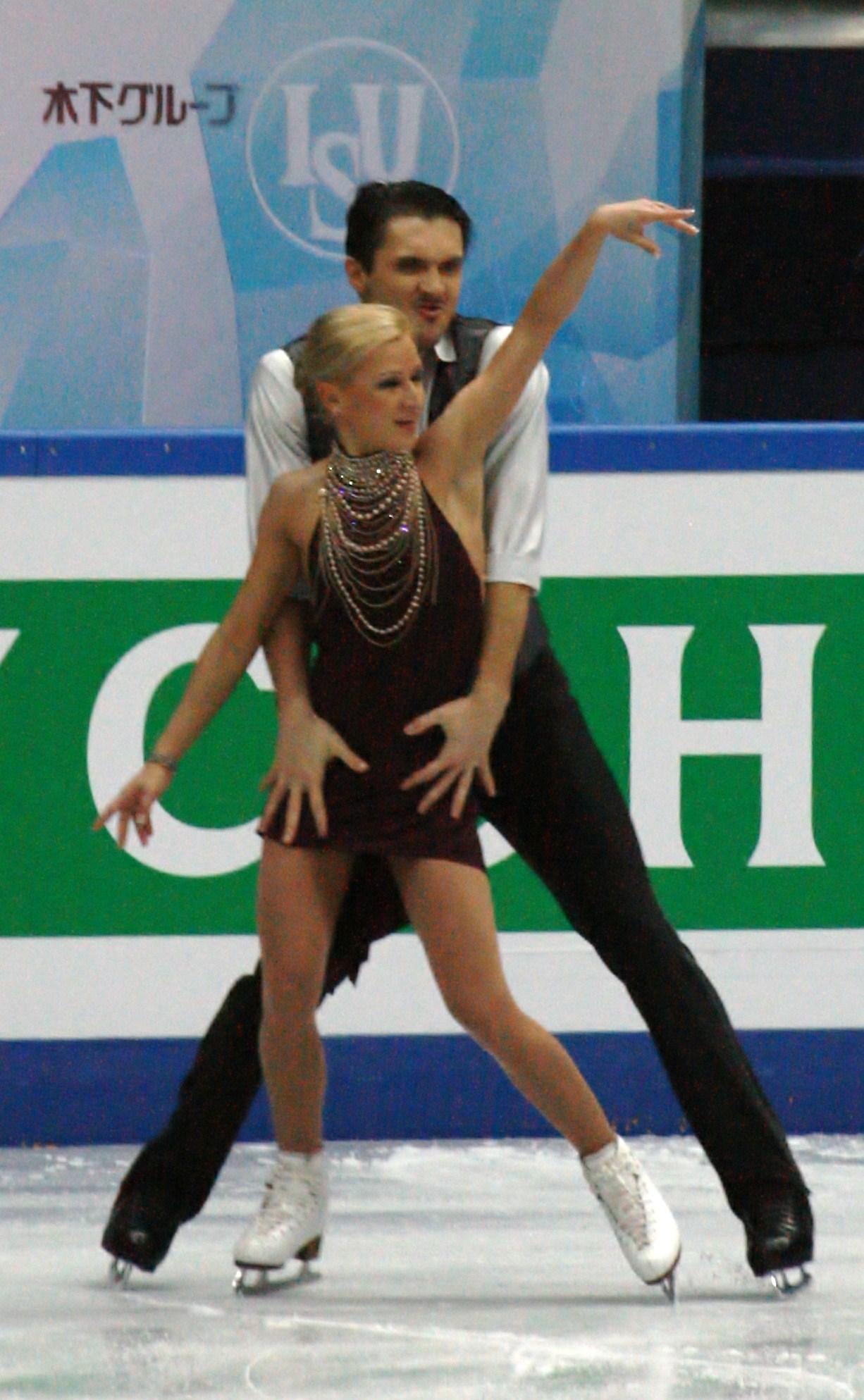 Maxim trankov dating Tatiana