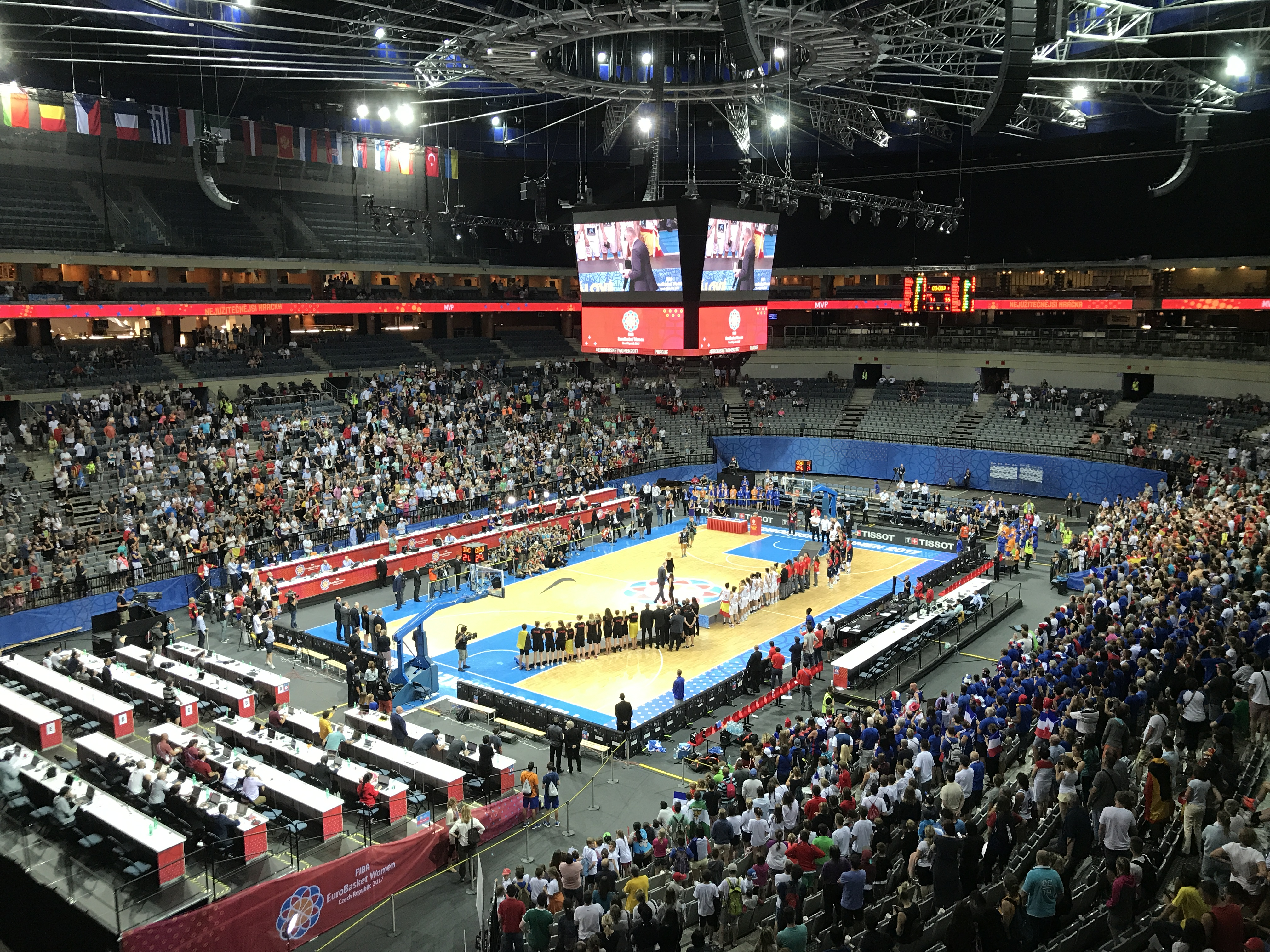 Calendario Eurobasket.Eurobasket Women 2017 Wikipedia