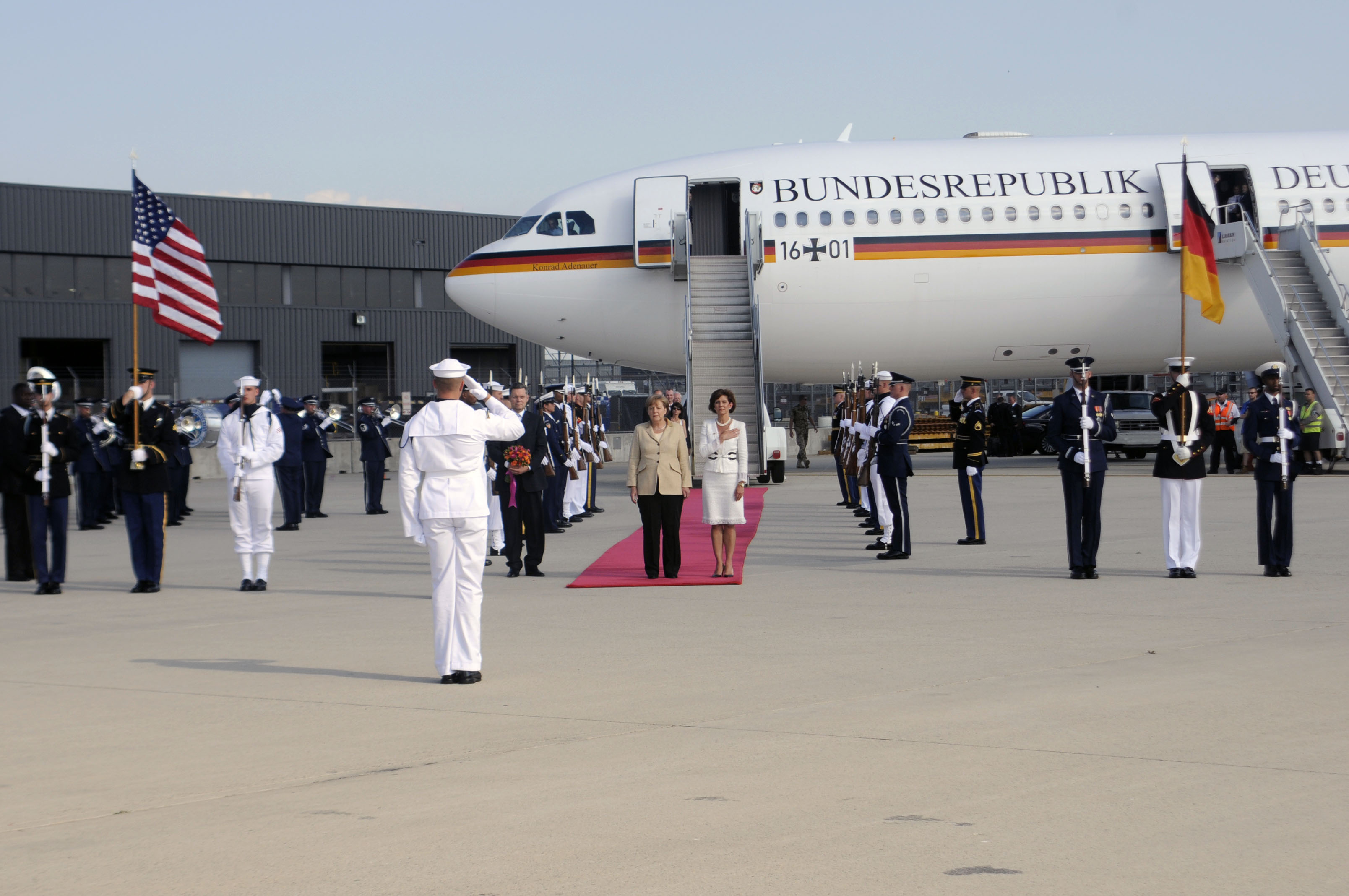 ... Germany, at Dulles International Airport, USA.jpg - Wikimedia Commons