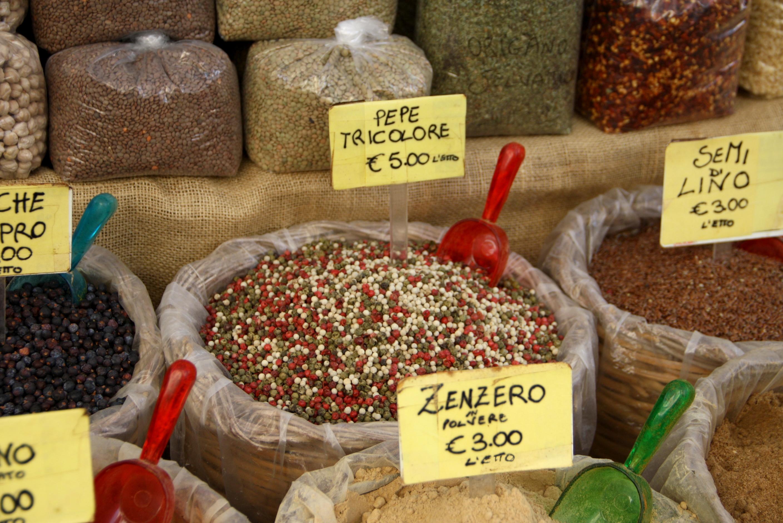 Variet di pepe e spezie erroneamente ad esso collegate[modifica