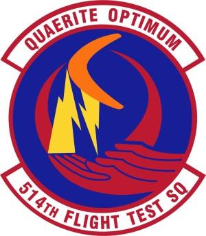 514th Flight Test Squadron