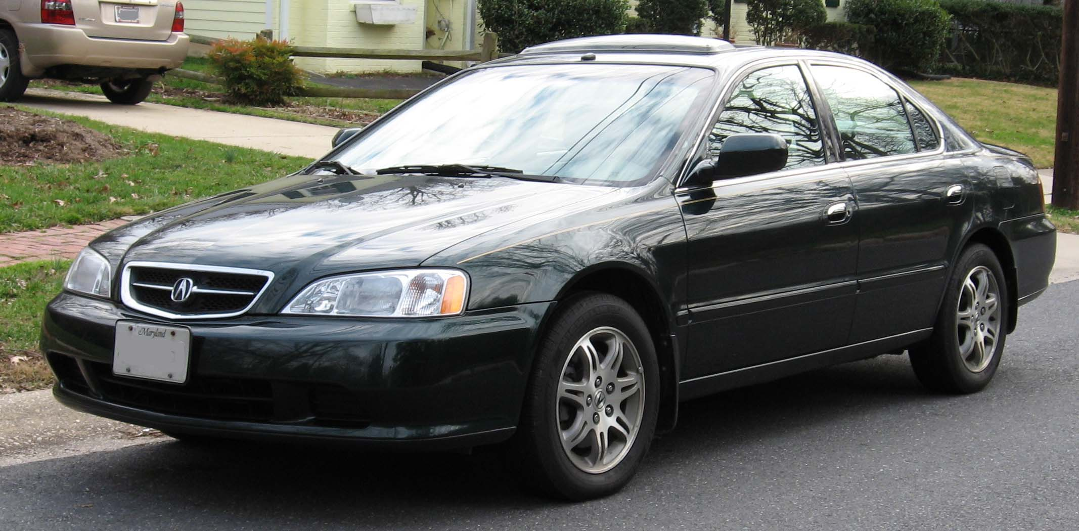 File:99-01 Acura TL.jpg - Wikimedia Commons