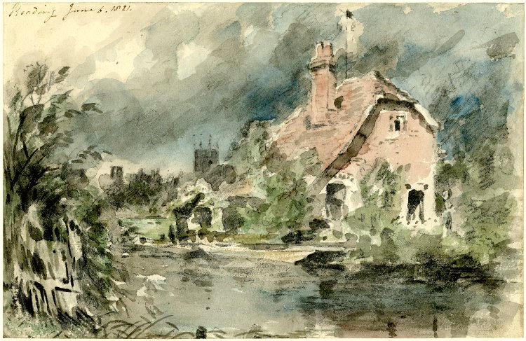 Watercolours For Painting Stone Walls