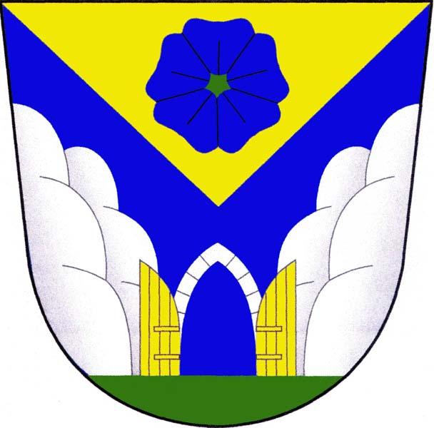 znak obce Adršpach