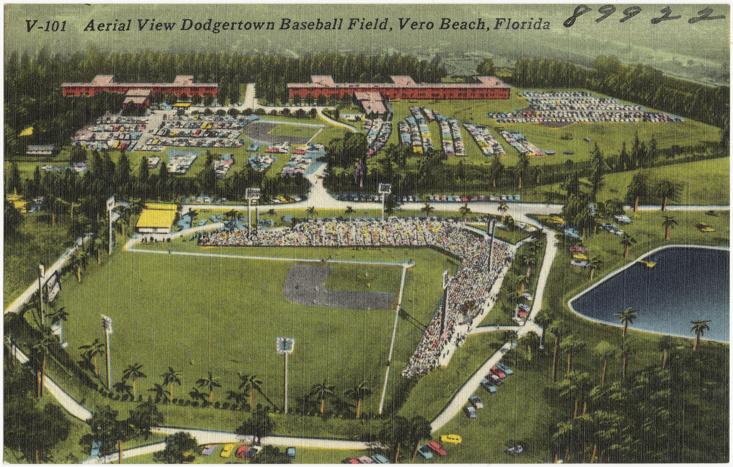 File Aerial View Dodgertown Baseball Field Vero Beach Florida 8102633337