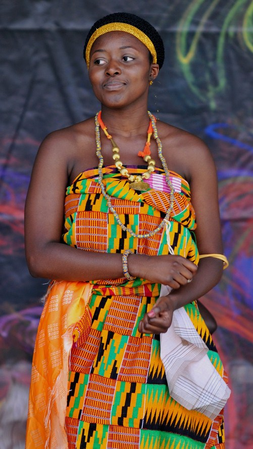Latest African Print Design Dresses