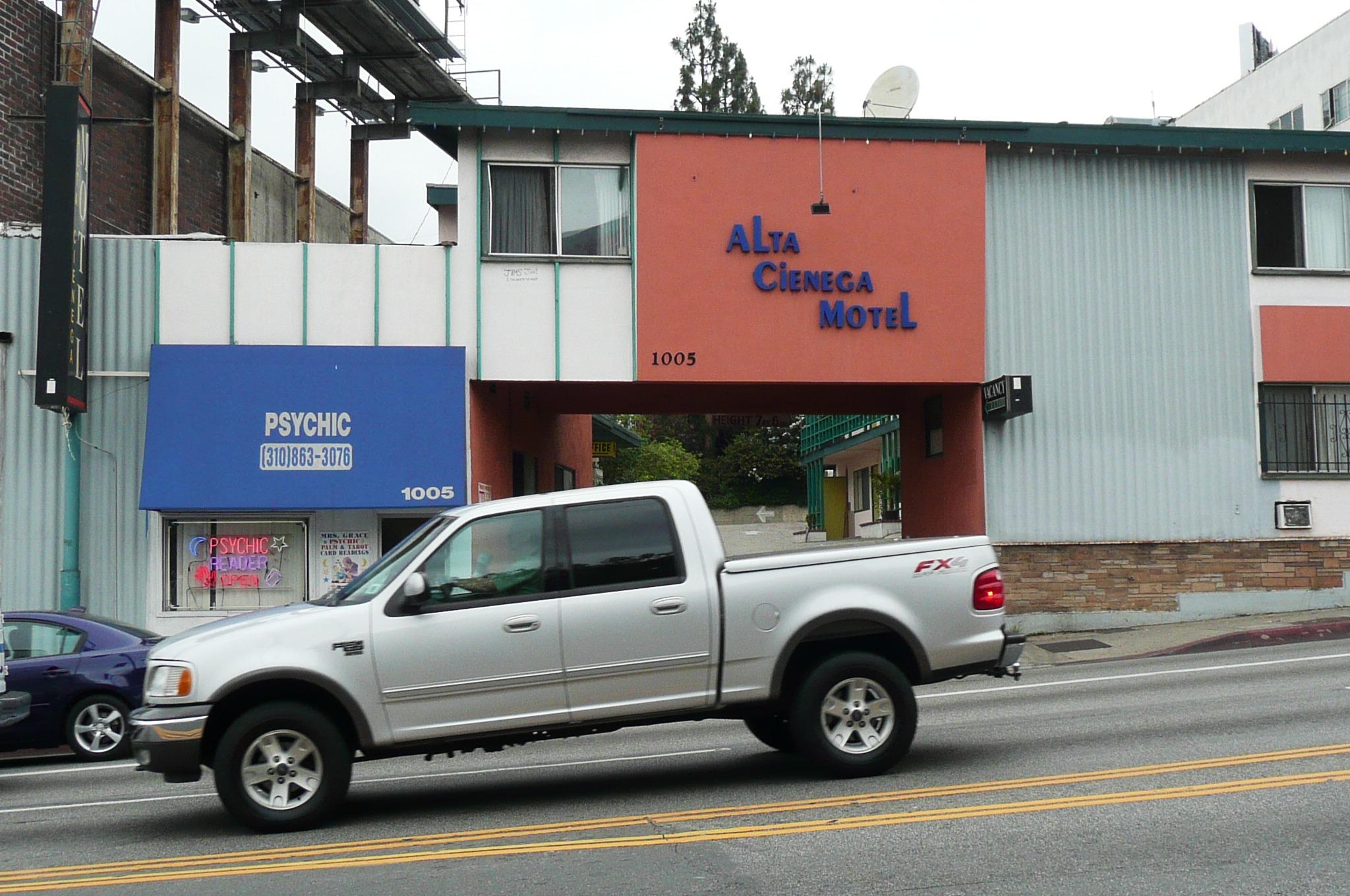 Alta Cienega Motel West Hollywood