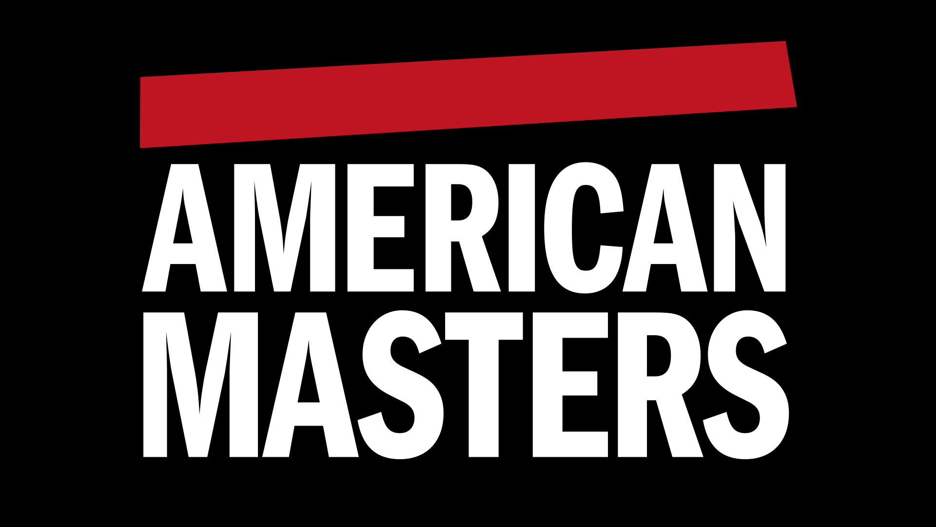 American Masters title card