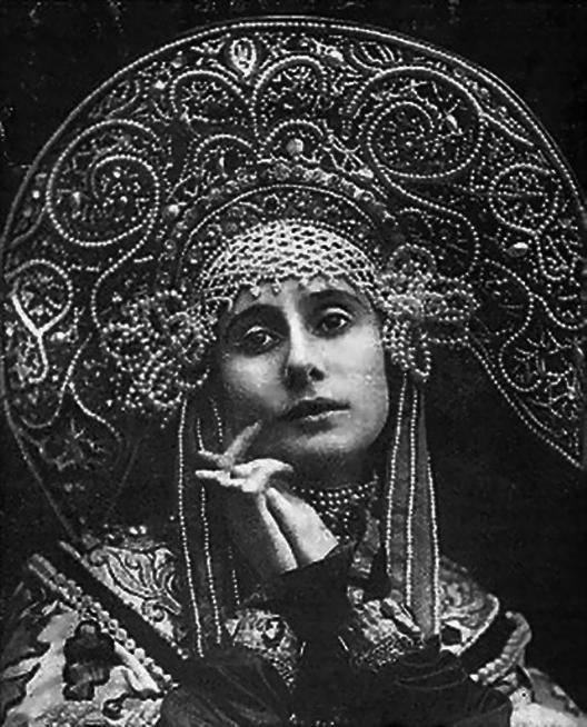 Anna Pavlova (source: Wikimedia)