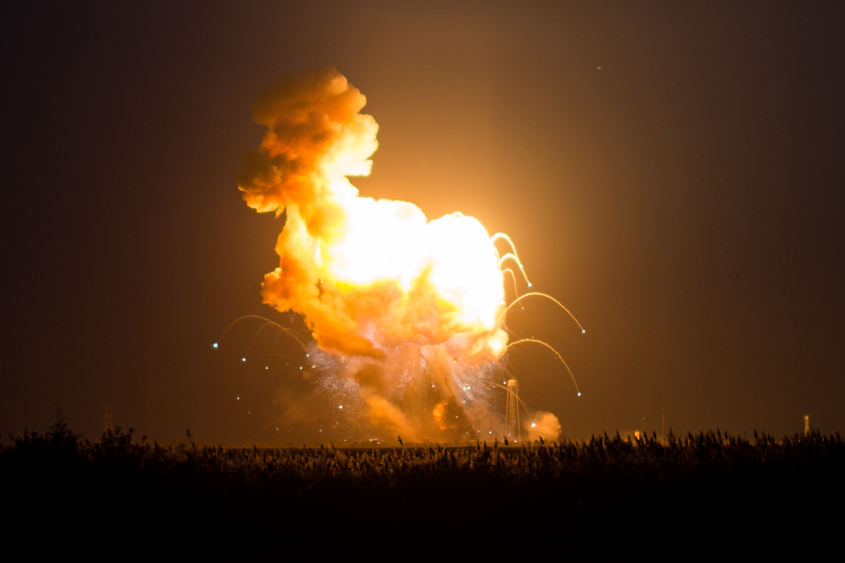 nasa rocket failure - photo #41