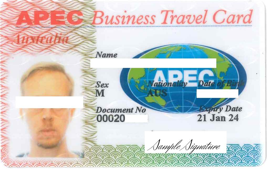APEC Business Travel Card - Wikipedia
