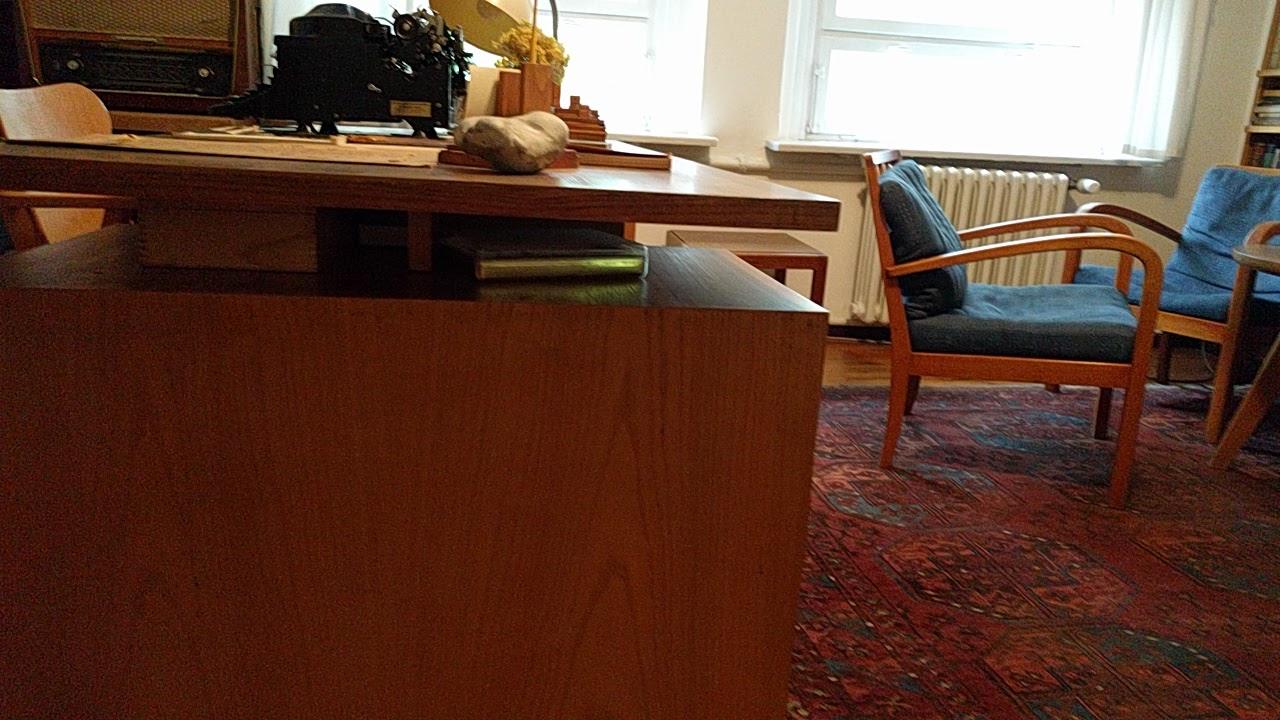 Wolf Haus file arbeitszimmer 2 friedrich wolf haus jpg wikimedia commons