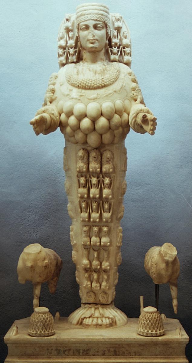 File Artemis Of Ephesians 1st Century Ad Am Ephesus 718