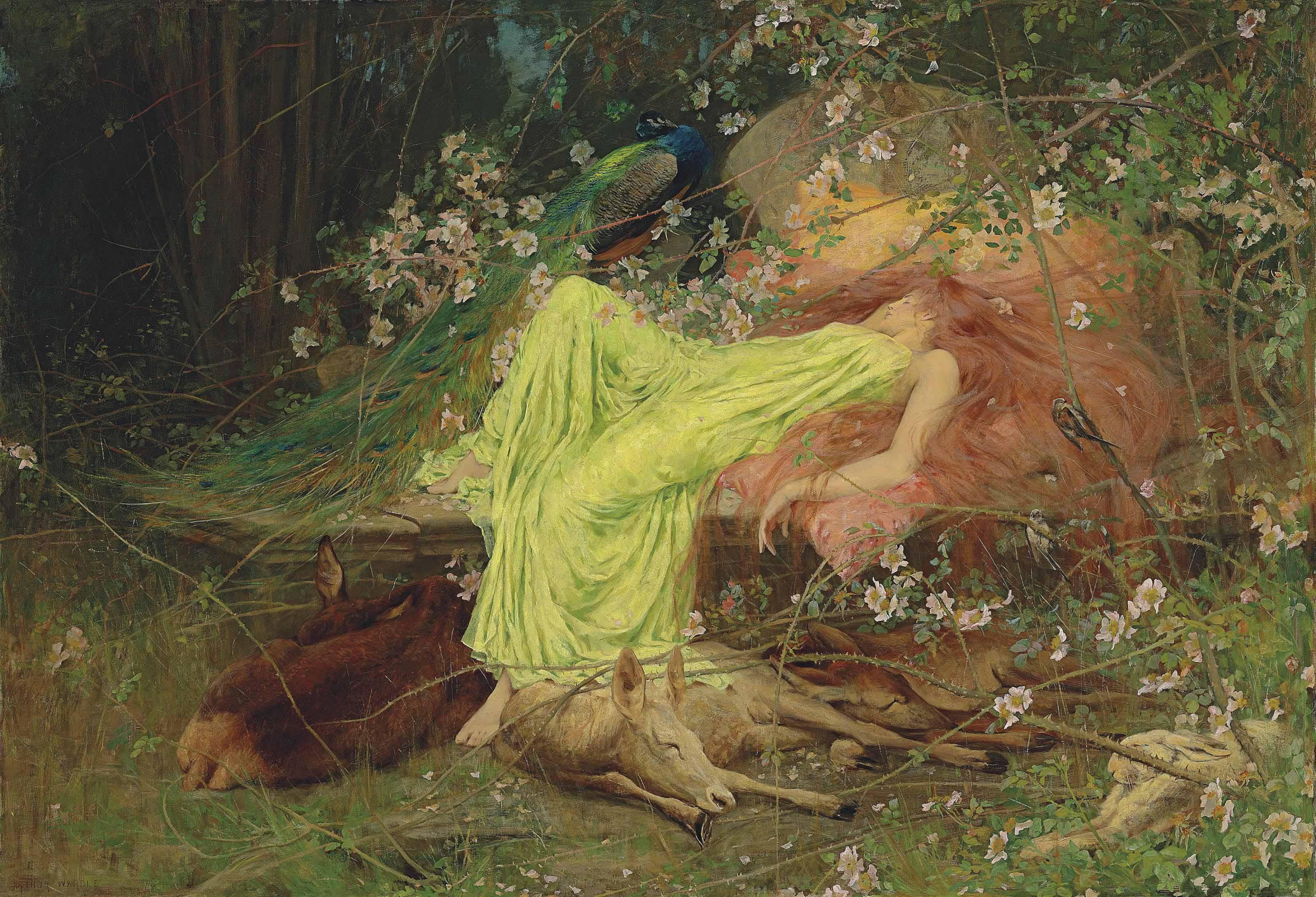 file arthur wardle a fairy tale jpg wikimedia commons