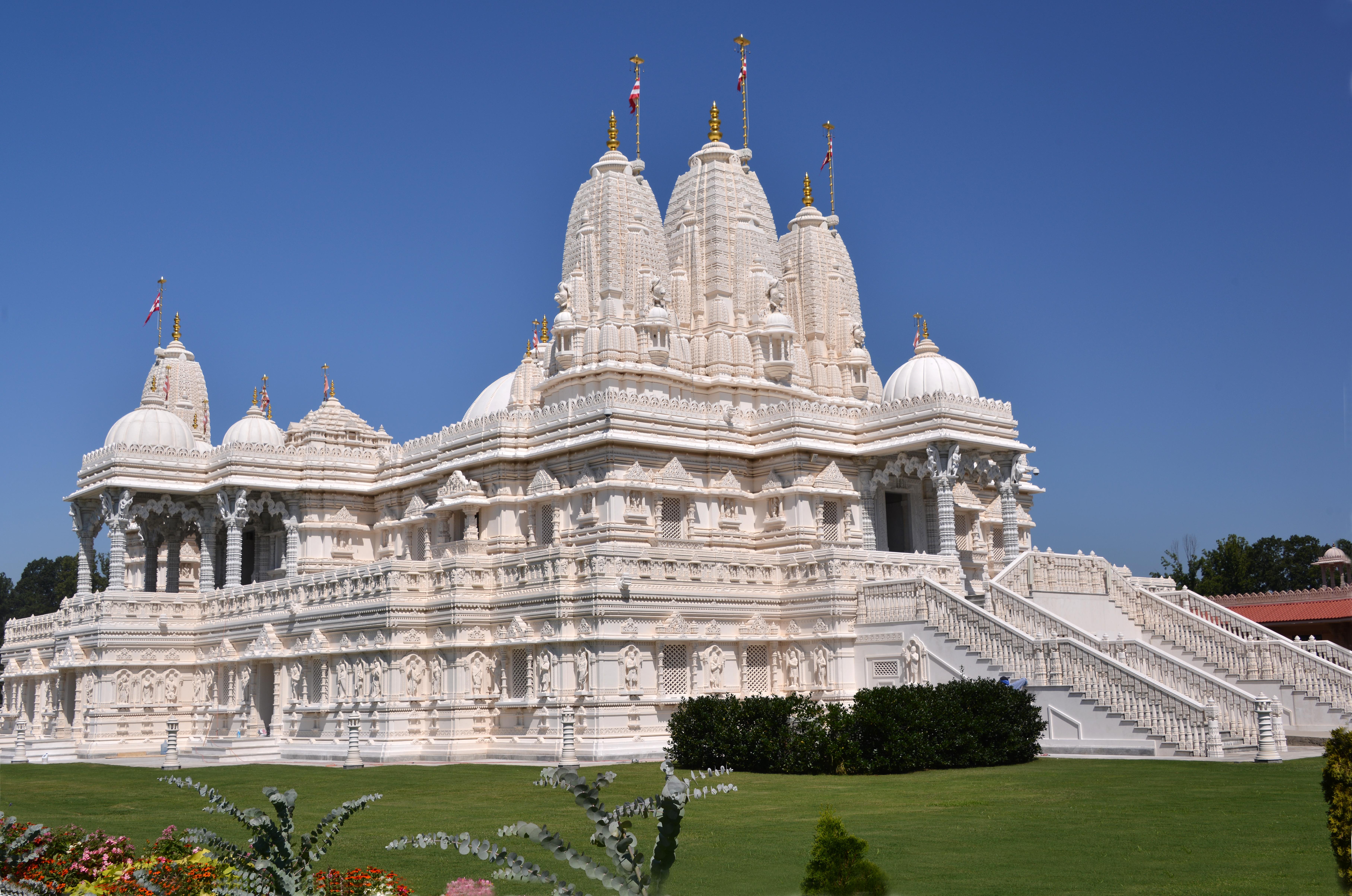 FileBAPS Hindu Temple In Atlanta Georgia United States Jpg - Is georgia in the united states