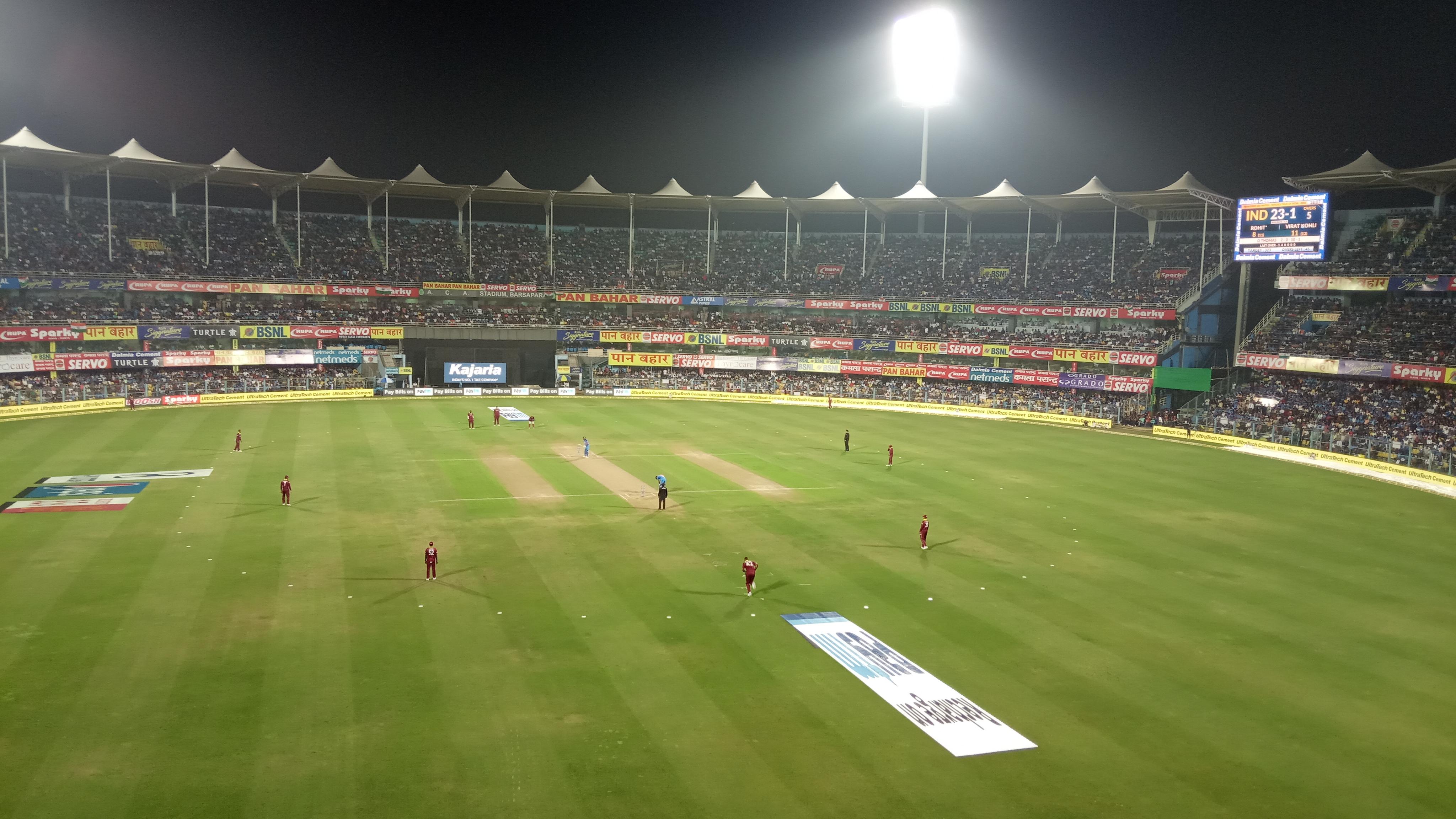 Barsapara Stadium - Wikipedia