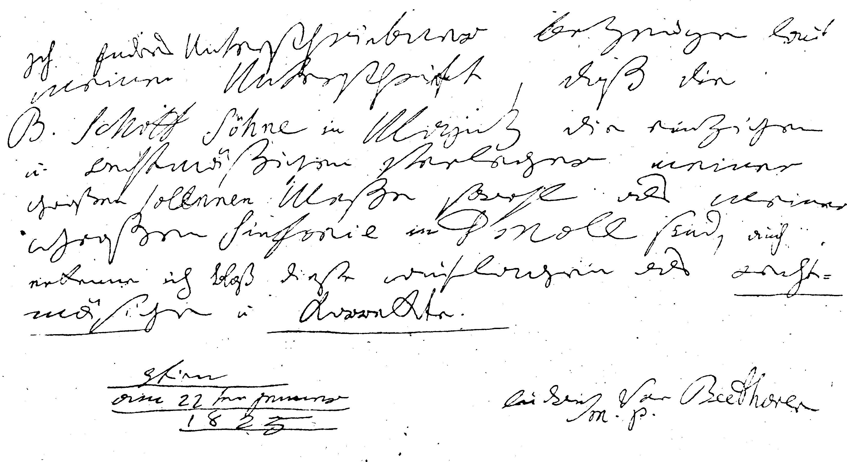 Briefe Beethoven : File beethoven symphonie missa solemnis autorisation
