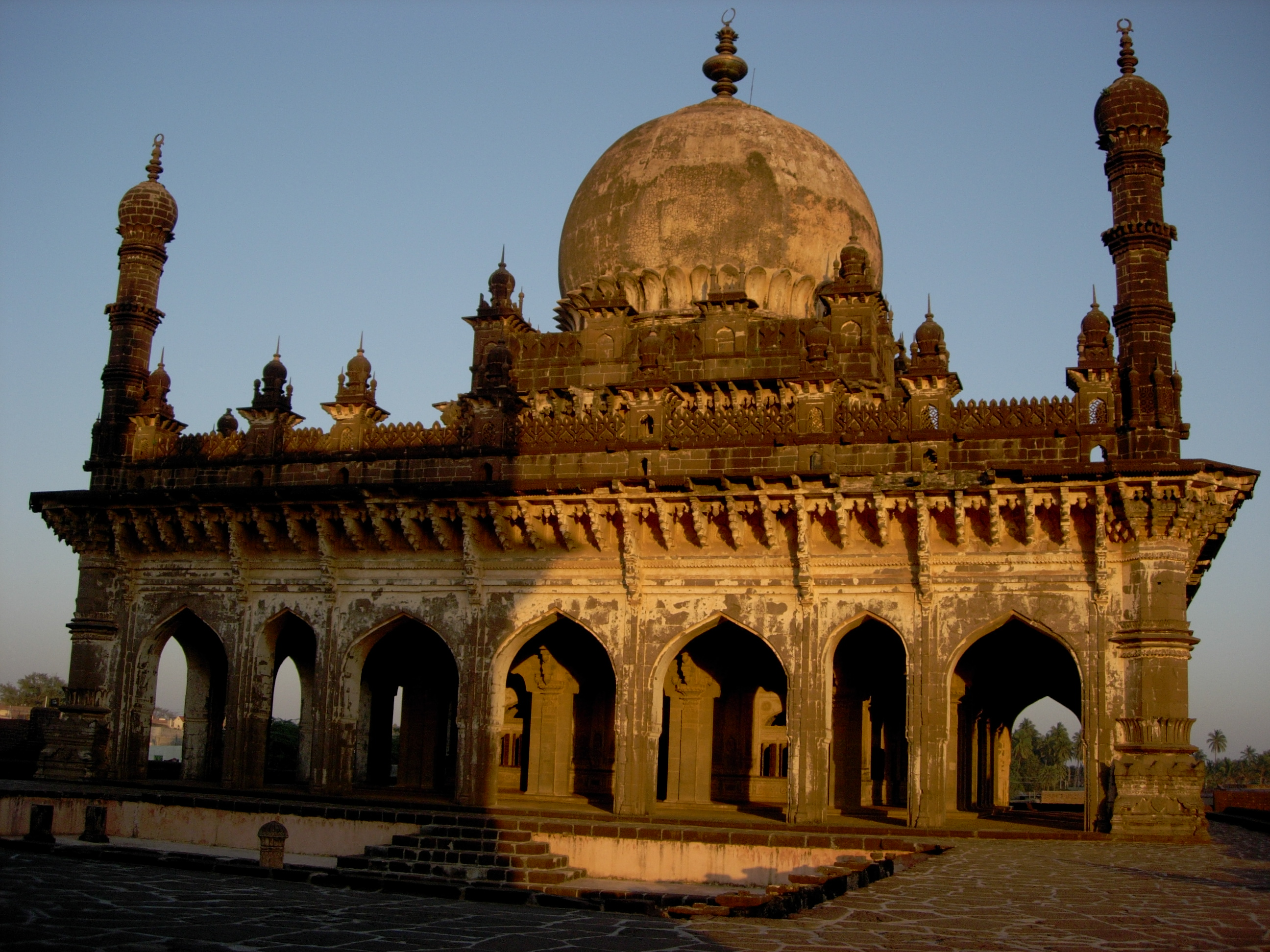islamic architecture india