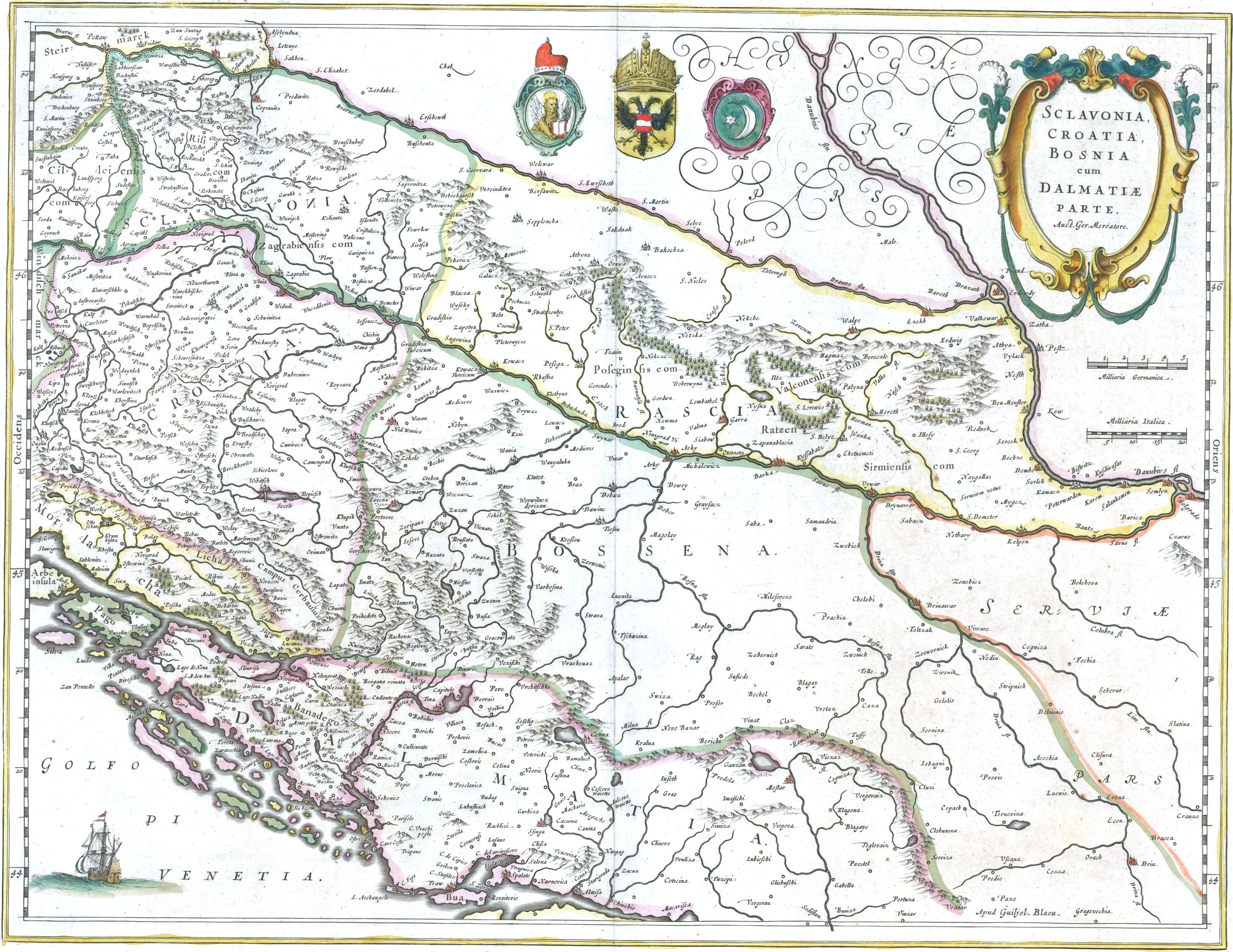 Blaeu_1645_-_Sclavonia_Croatia_Bosnia_cu