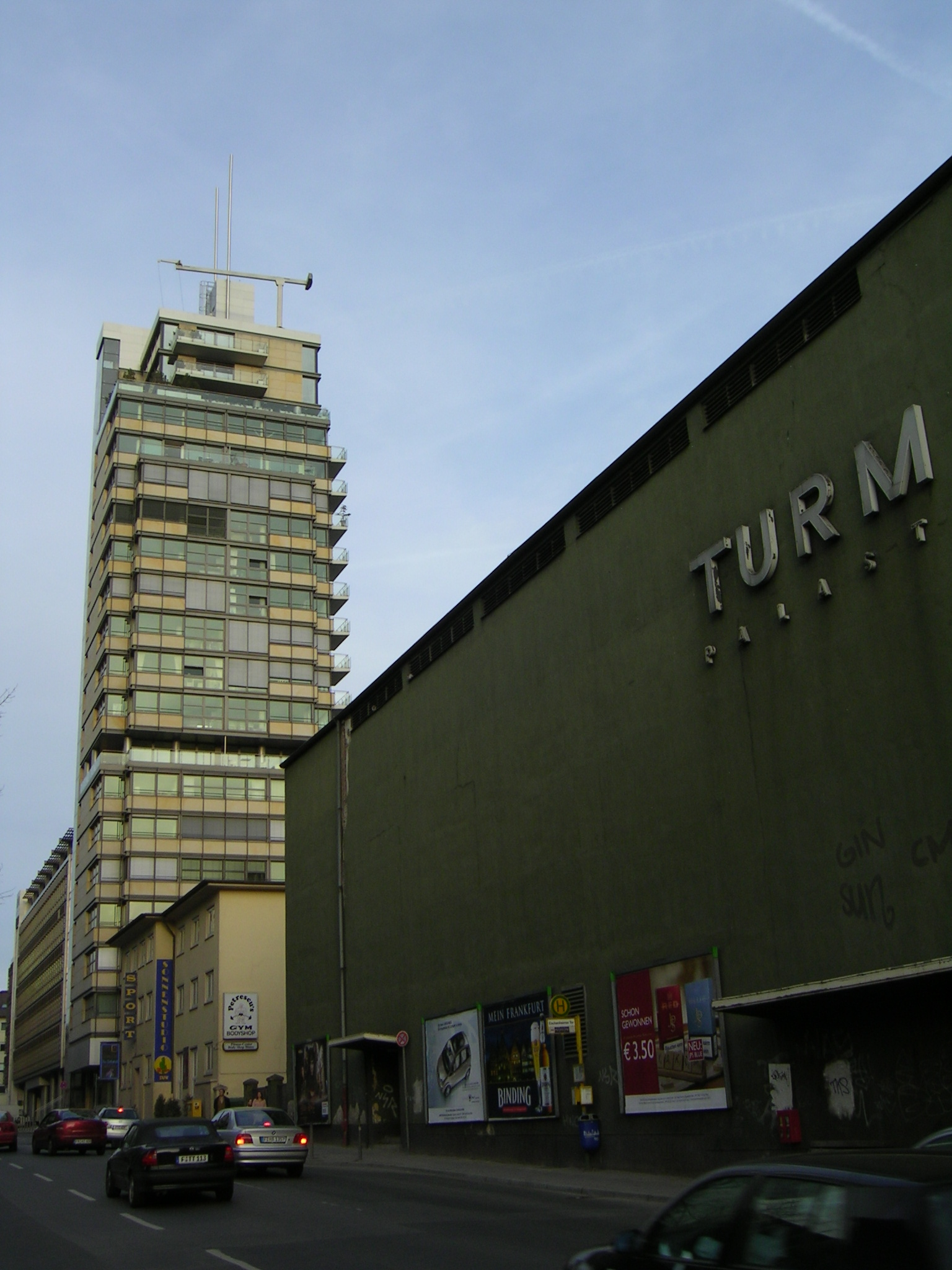 Bleichstrasse Frankfurt
