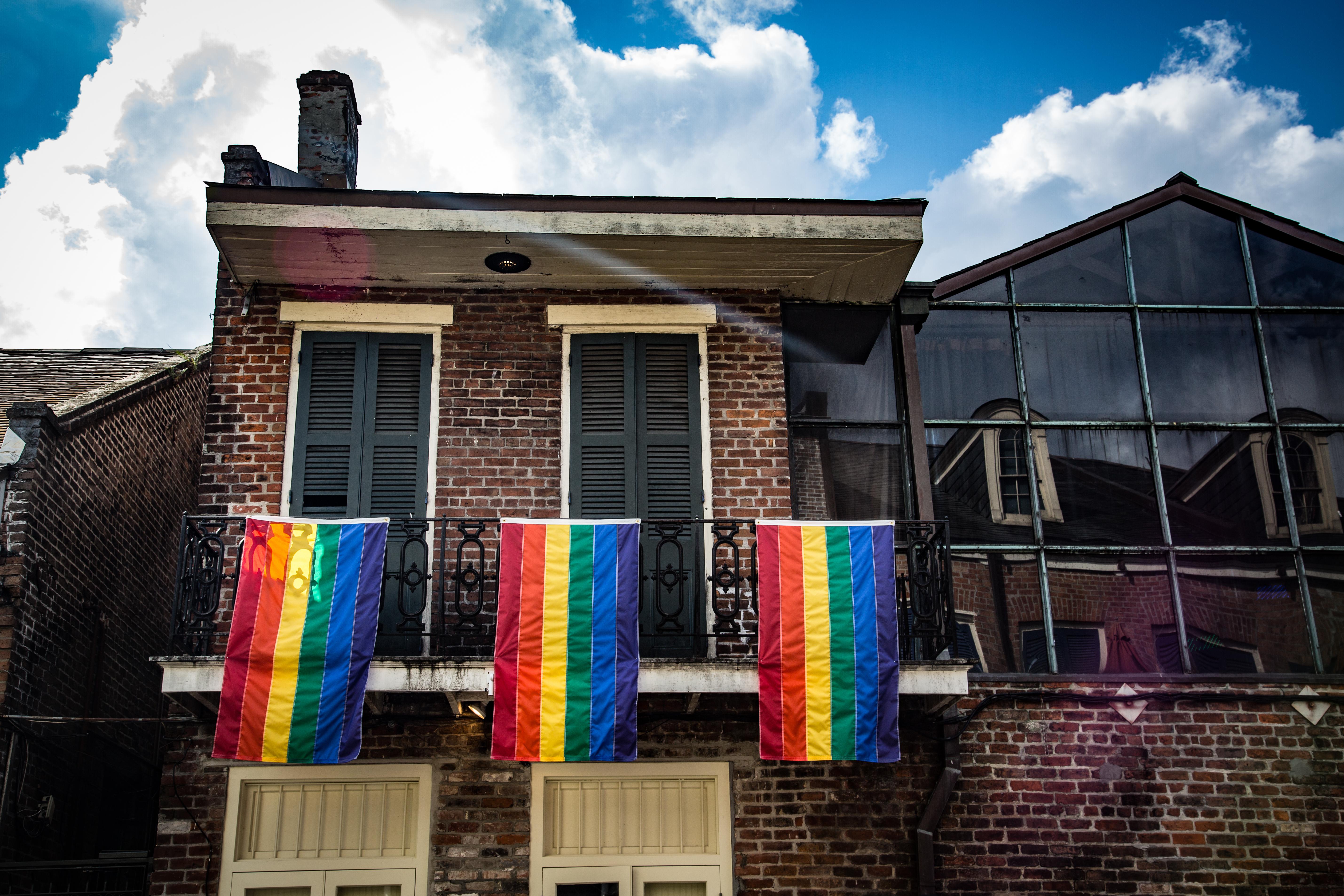 Bourbon street gay