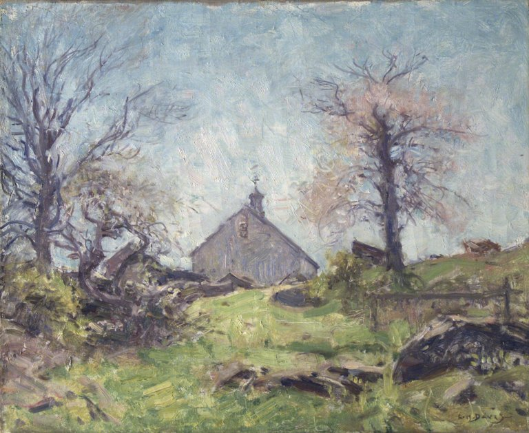 Spring Paintings Images