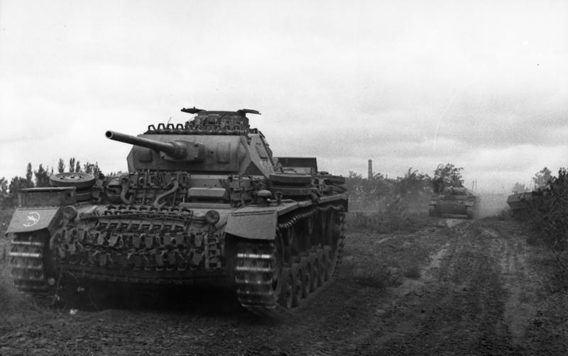 PzKpfw III Ausf K