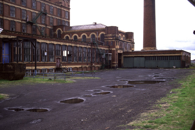 Butts Mill, Leigh - geograph.org.uk - 748415