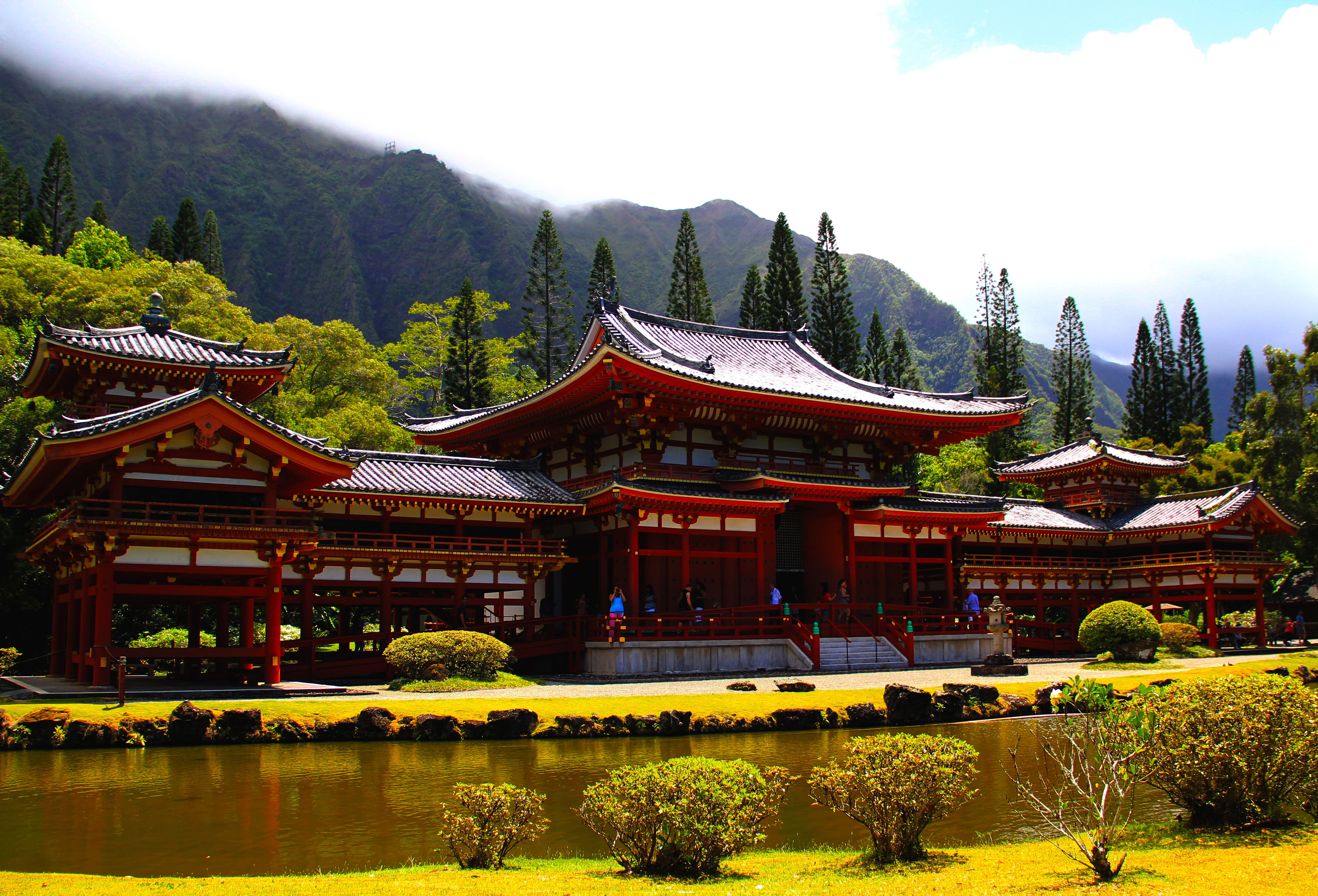Image Result For The Byodo In