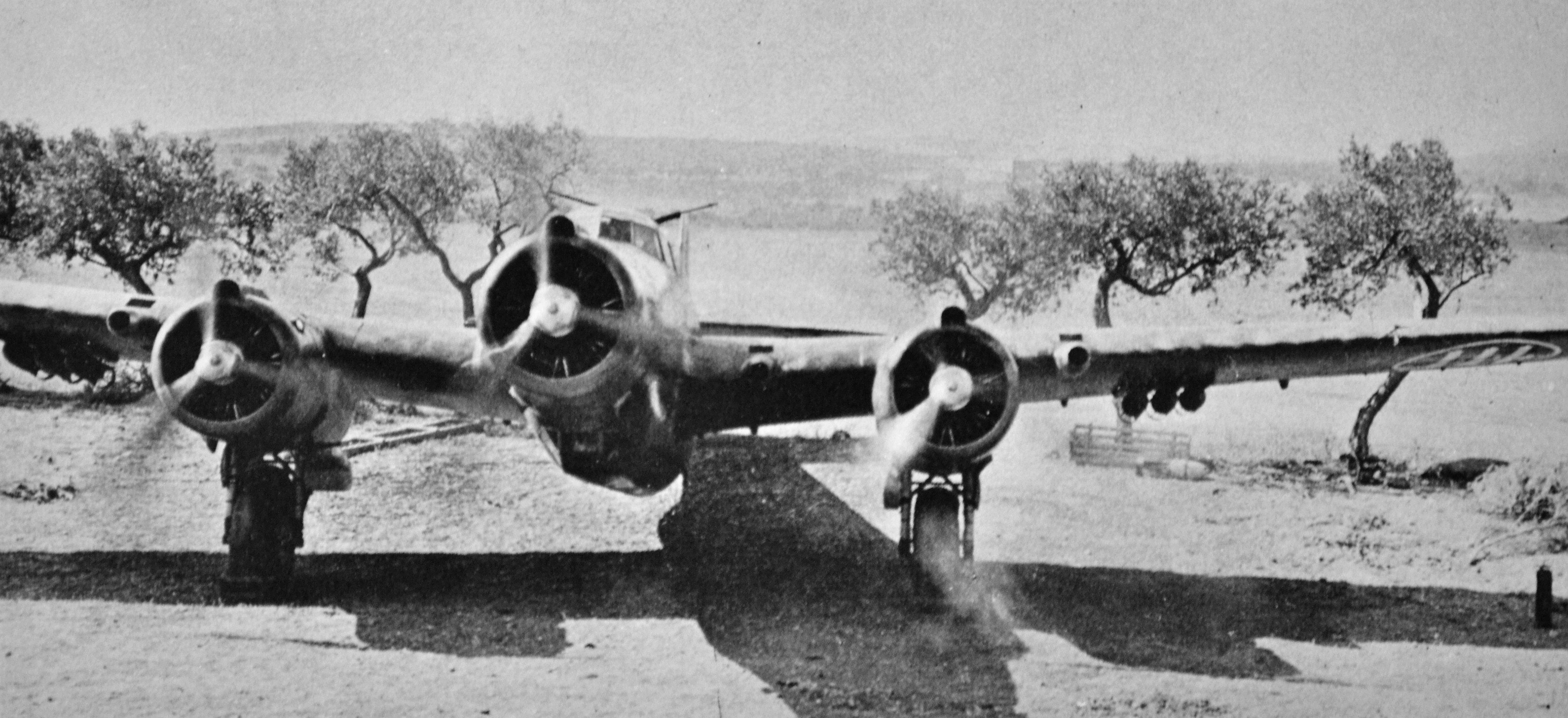 HISTORIAS DE LA AVIACIÓN: AVIONES ITALIANOS DE LA II
