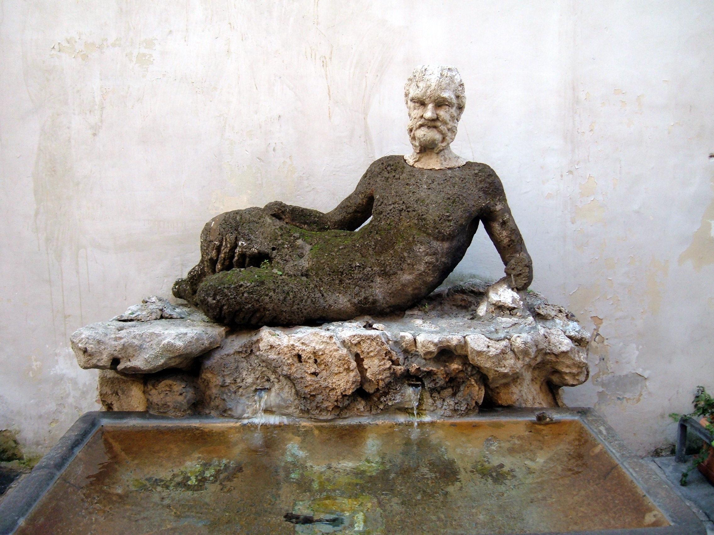 Image result for fontana del babuino