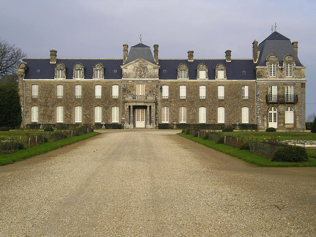 chateau de caradeuc