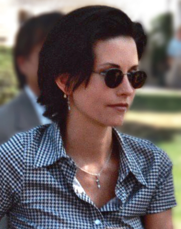 Courteney Cox 1995