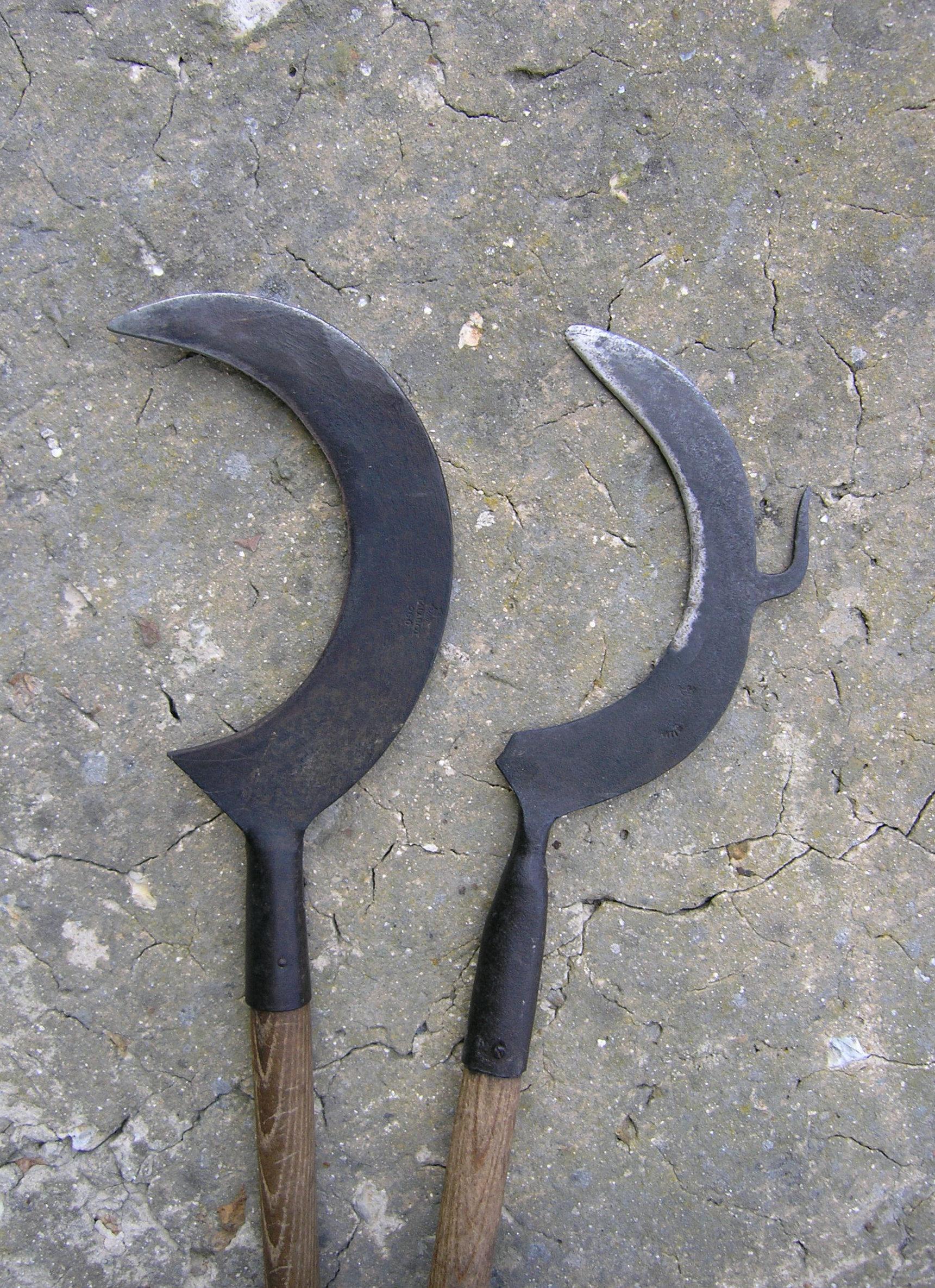noms des outils de jardinage