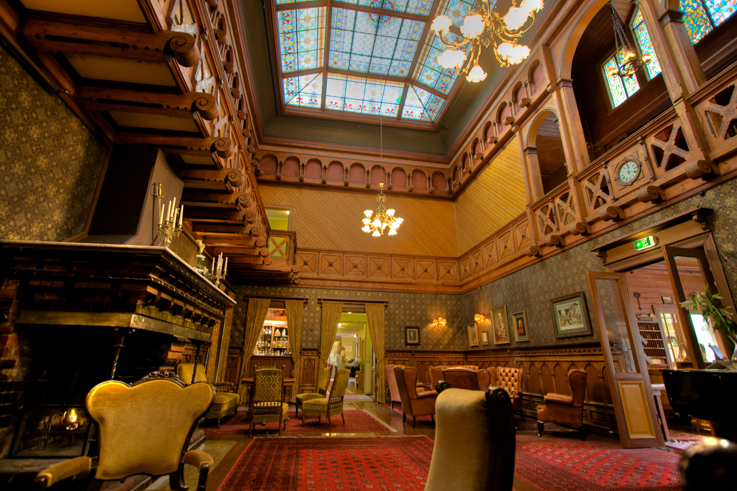 Dalen hotel for Design hotel wiki