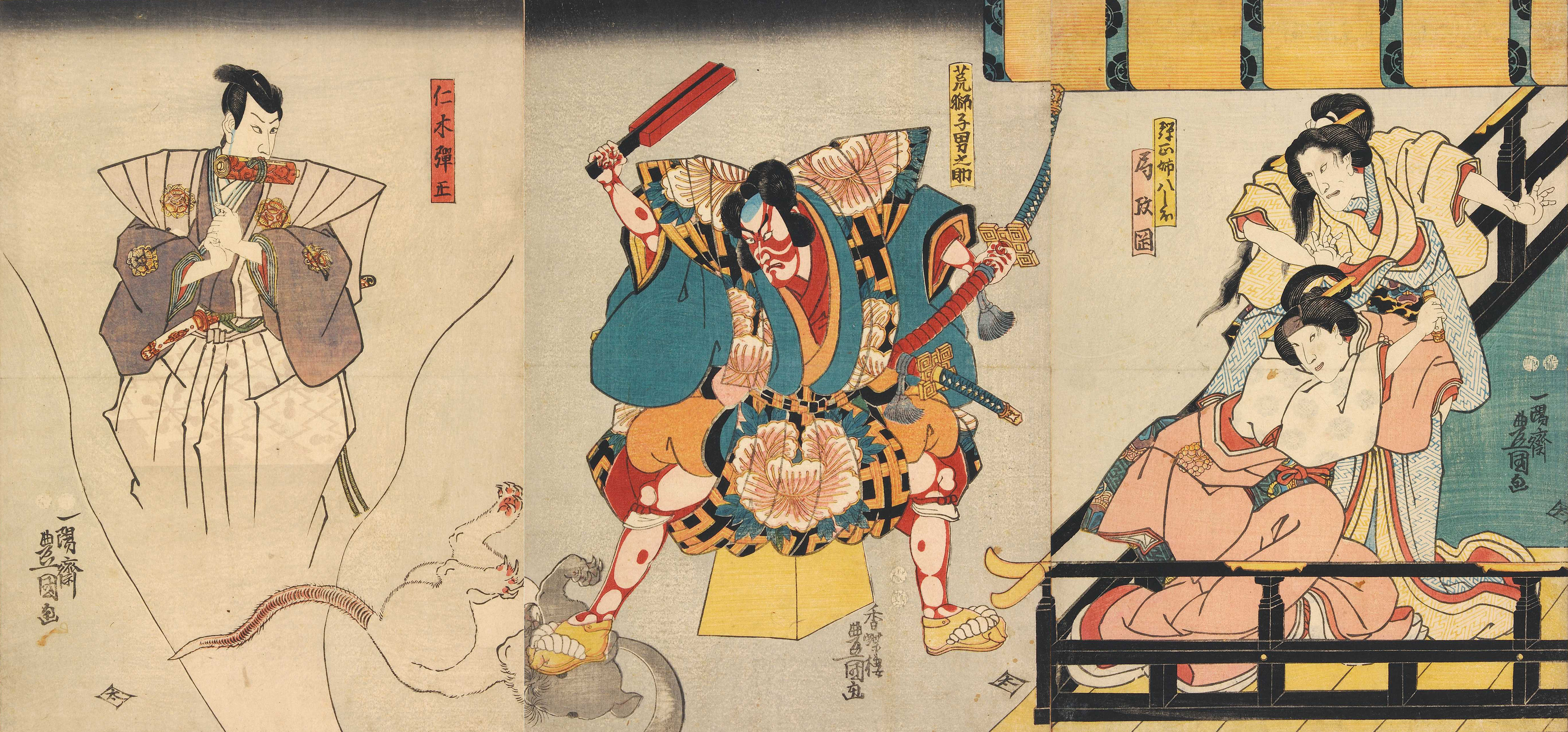 an overview of kabuki the traditional japanese theatre Kabuki 21 all about japan's traditional theatre art of kabuki the art, the plays, the great stars of today, the legends of the past, the theaters, the.