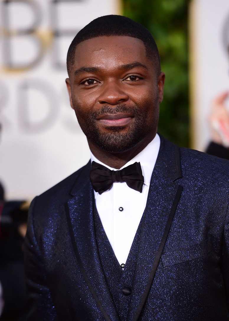 Oyelowo at the [[72nd Golden Globe Awards|2015 Golden Globe Awards]]