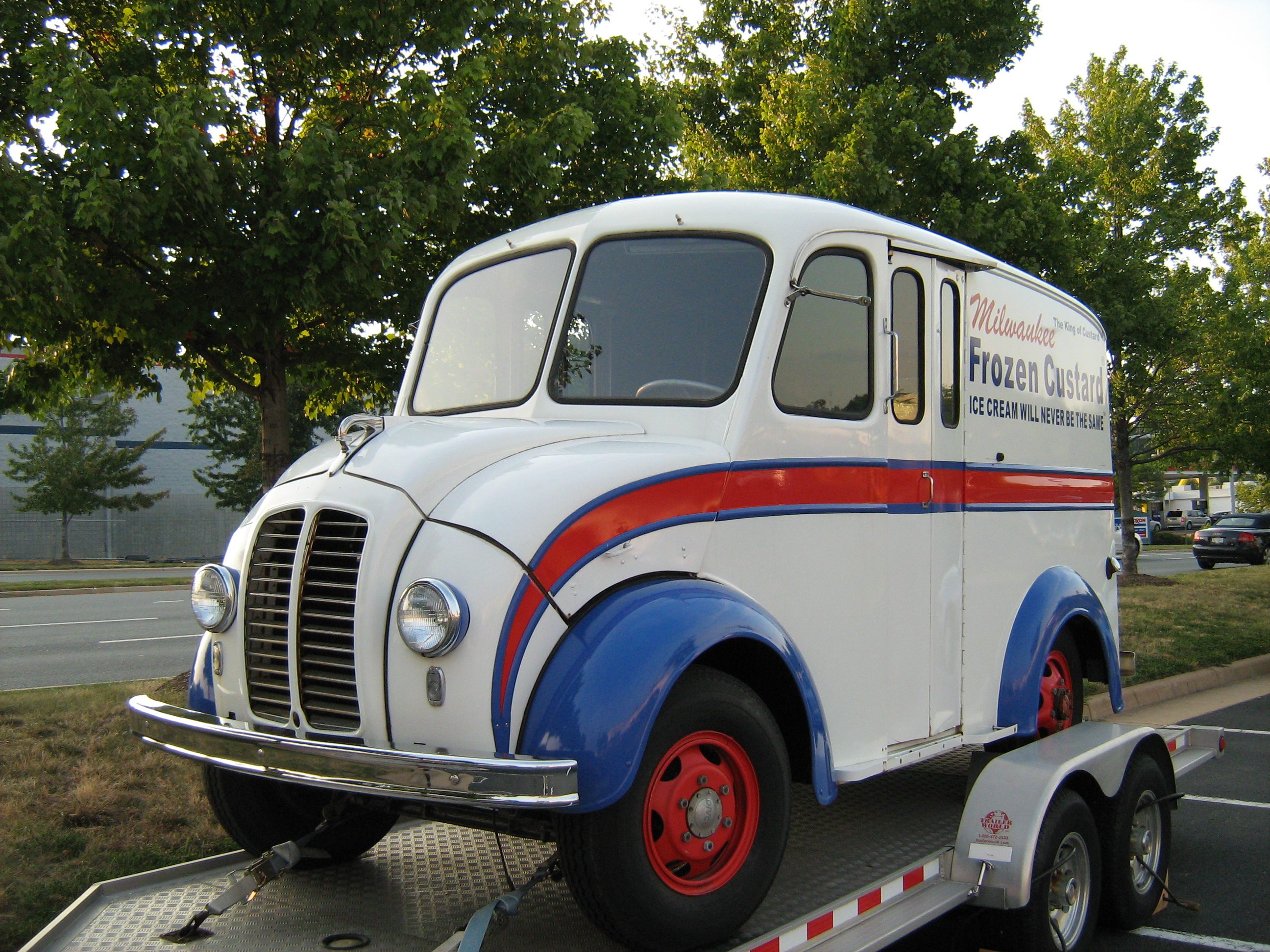 Truck For Sale: Divco Milk Truck For Sale