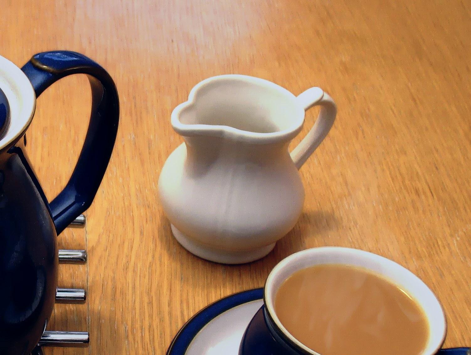 वाफाळलेला चहा