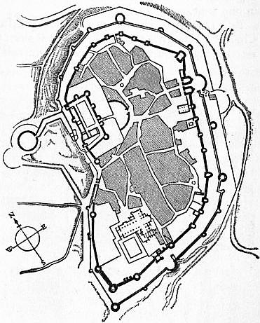 EB1911 Fortification - Fig. 5.—Plan of Carcassonne.jpg