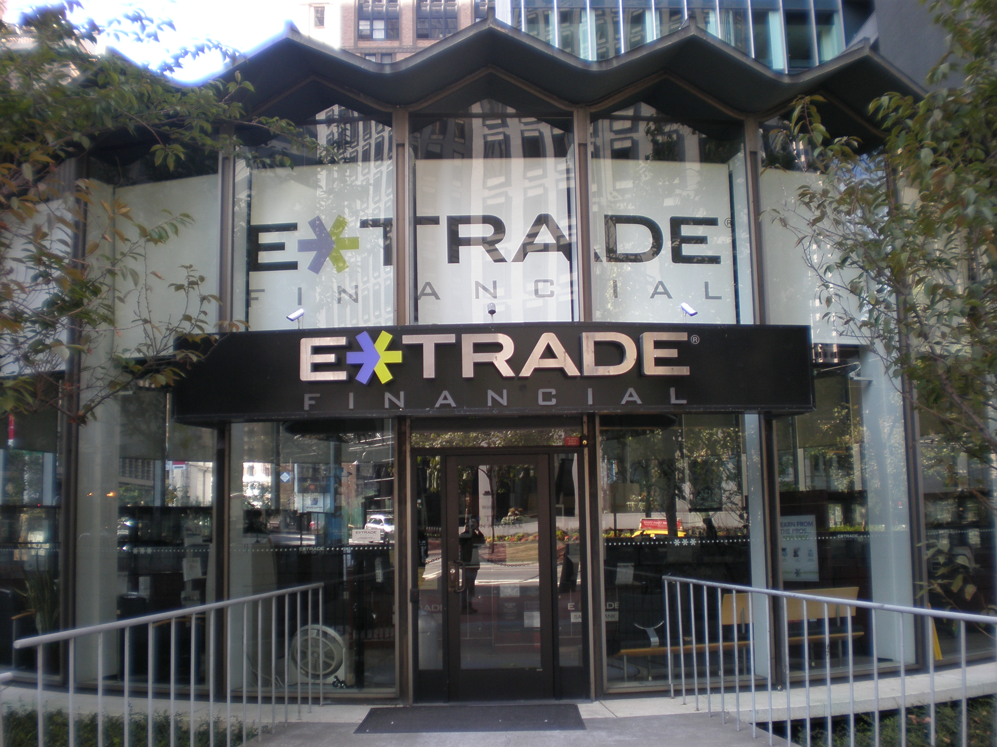 etrade offices