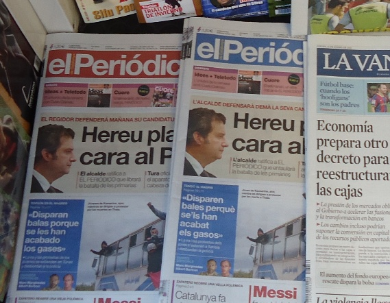 El peri dico de catalunya wikipedia for El periodico mural wikipedia