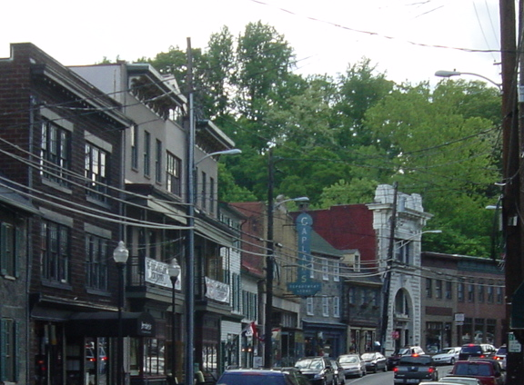 Old Town Ellicott City MD